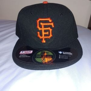 San Francisco 49ers Fitted Hat